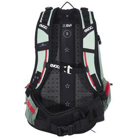 EVOC FR Trail Team Backpack 20 L light petrol/olive